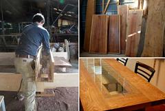 弊社家具ブランドMuku-emiでオーダーメイド家具の製作も可能です
