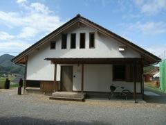 「トトロの森の陽だまりの家」(しまね木の家設計コンクール最優秀賞をいただきました)