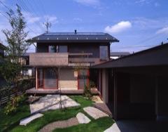 建築家・秋山東一氏との仕事。simple is best。