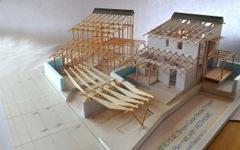 <びおハウス> エコ・プロジェクト -大井川材を活用した「ゼロエネルギー住宅」-
