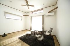 3Fの居室です、とても開放的です。
