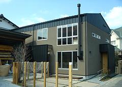 名古屋市緑区平手南にある弊社の外観です