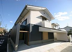 長期優良住宅は、オザキ建設の得意分野